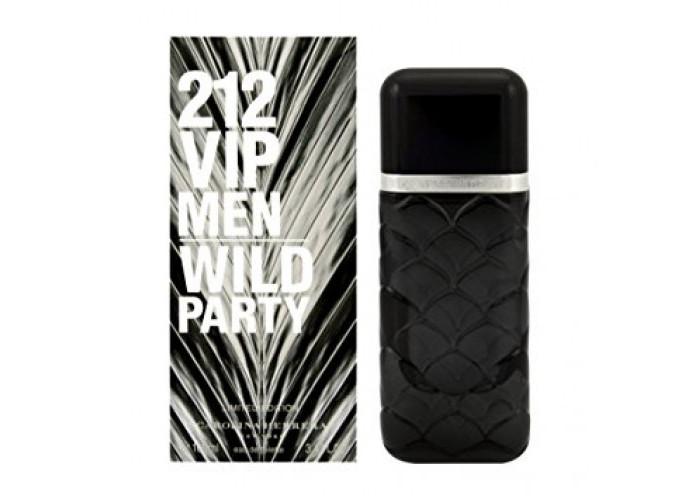 212 VIP Men Wild Party Carolina Herrera 100 мл