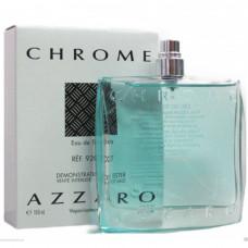 Chrome Azzaro 100 мл Тестер