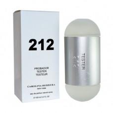 212 Women Carolina Herrera 60 мл Тестер