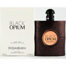 Black Opium Eau de Toilette Yves Saint Laurent 90 мл Тестер