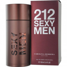 212 Sexy Men Carolina Herrera 100 мл