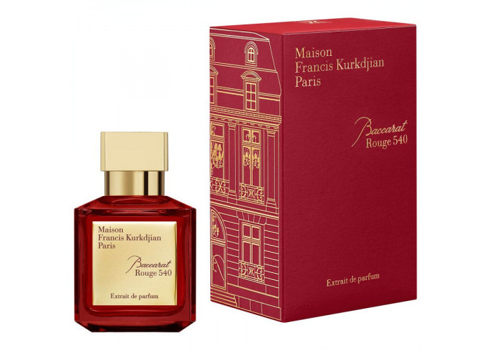 Baccarat Rouge 540 Extrait de Parfum Maison Francis Kurkdjian 70 мл Евро