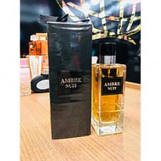 Ambre Nuit Fragrance World 100 мл унисекс