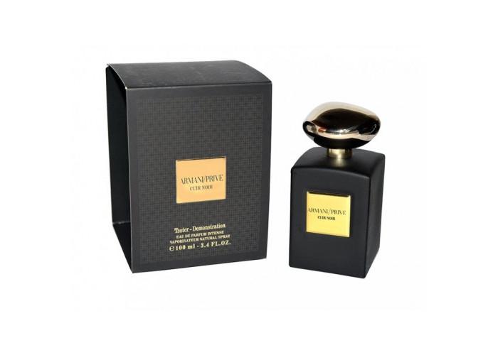 Armani Privé Cuir Noir Giorgio Armani edp 100 мл Тестер