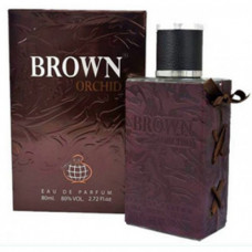 Brown Orchid Fragrance World 80 мл унисекс