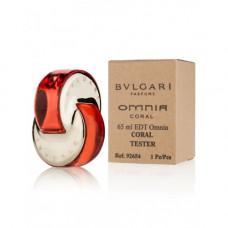 Omnia Coral Bvlgari 65 мл Тестер