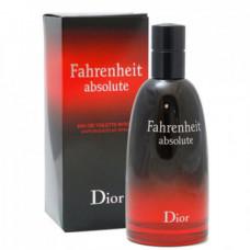 Fahrenheit Absolute Christian Dior 100 мл