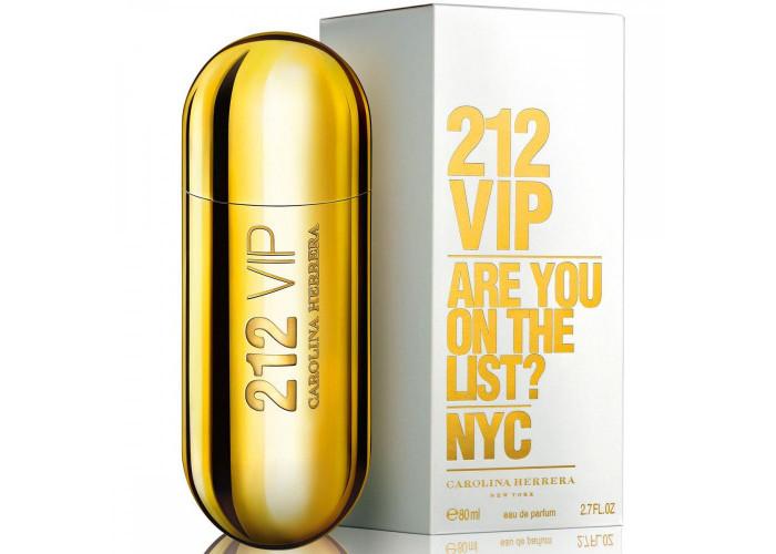 212 VIP Women Carolina Herrera 80 мл