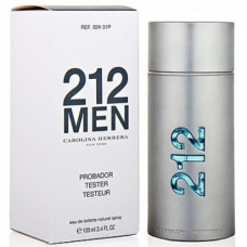 212 Men Carolina Herrera 100 мл Тестер