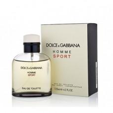 Dolce & Gabbana Pour Homme Sport 125 мл