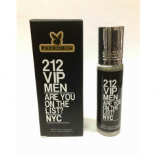212 VIP Men Carolina Herrera  масло 10 мл