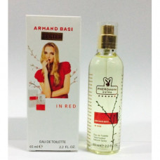 In Red Armand Basi edt 65 мл