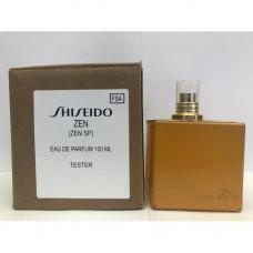 Shiseido Zen Gold Edp 100 мл тестер
