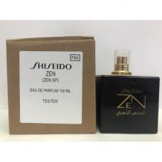 Shiseido Zen Gold Elixir Edp тестер 100 мл