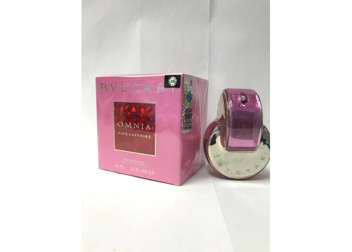 Bvlgari Omnia Pink Sapphire 65 мл Европа