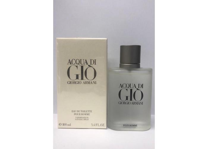 Acqua Di Gio Giorgio Armani 100 мл Европа