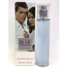 Blue Seduction For Men Antonio Banderas edt 55 мл с феромонами