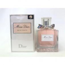 Miss Dior Eau de Toilette Christian Dior edt 100 мл EURO