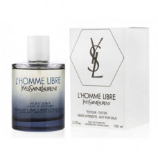 L'Homme Libre Yves Saint Laurent 100 мл Тестер