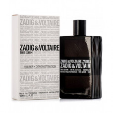 This is him Zadig & Voltaire edp 100 мл Тестер